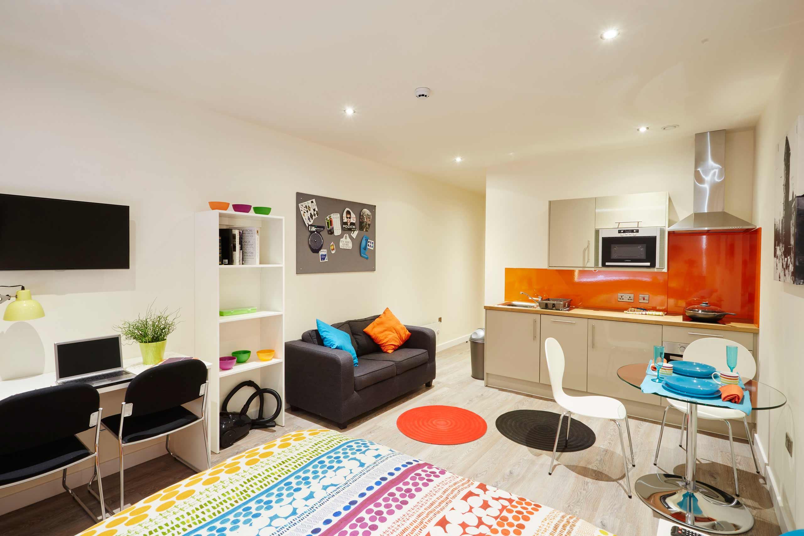 Premium Crown house apartment